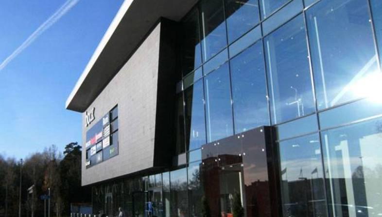 Bo:X, a city portal with a ventilated façade
