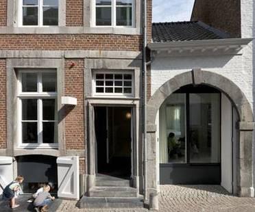 Wiel Arets and Hotel Zenden in Maastricht