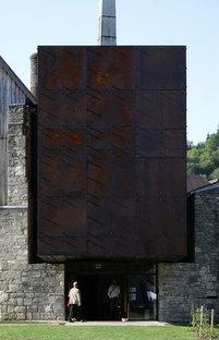 Restoration of the salt works in Salins-les-Bains