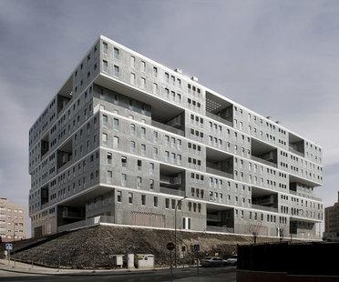 MVRDV: the Celosia complex in Madrid