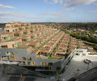 The Mountain: housing complex in Copenhagen