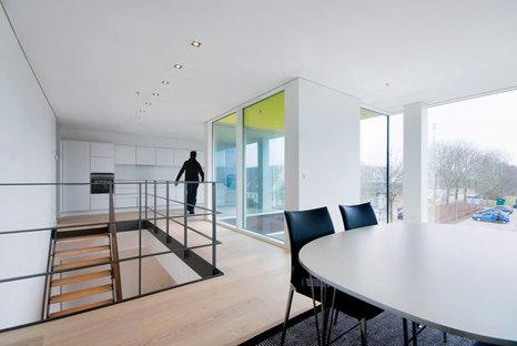 Open space floorplan