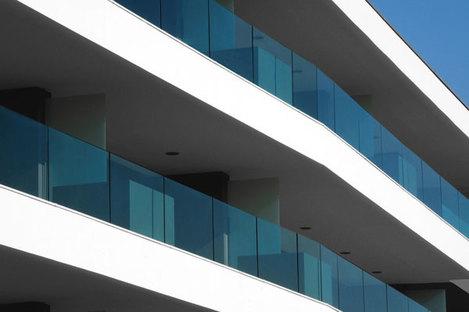 Detail of façade