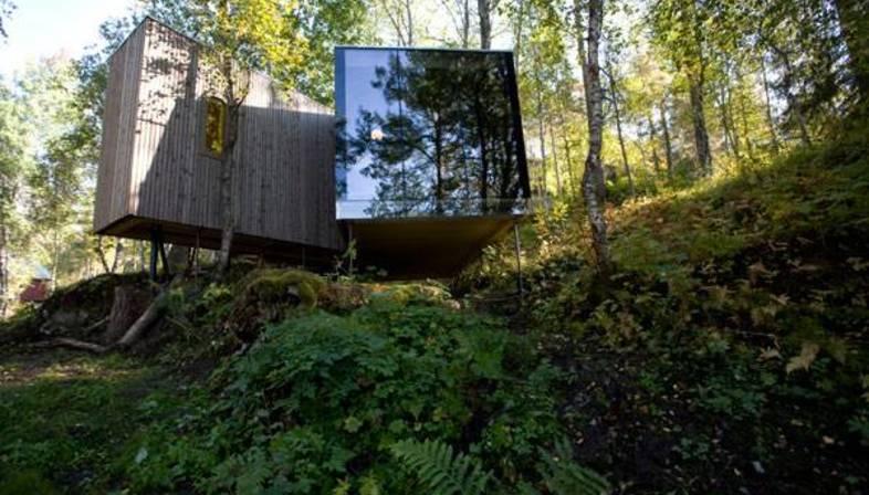 Jensen & Skodvin: Landscape hotel in Norway
