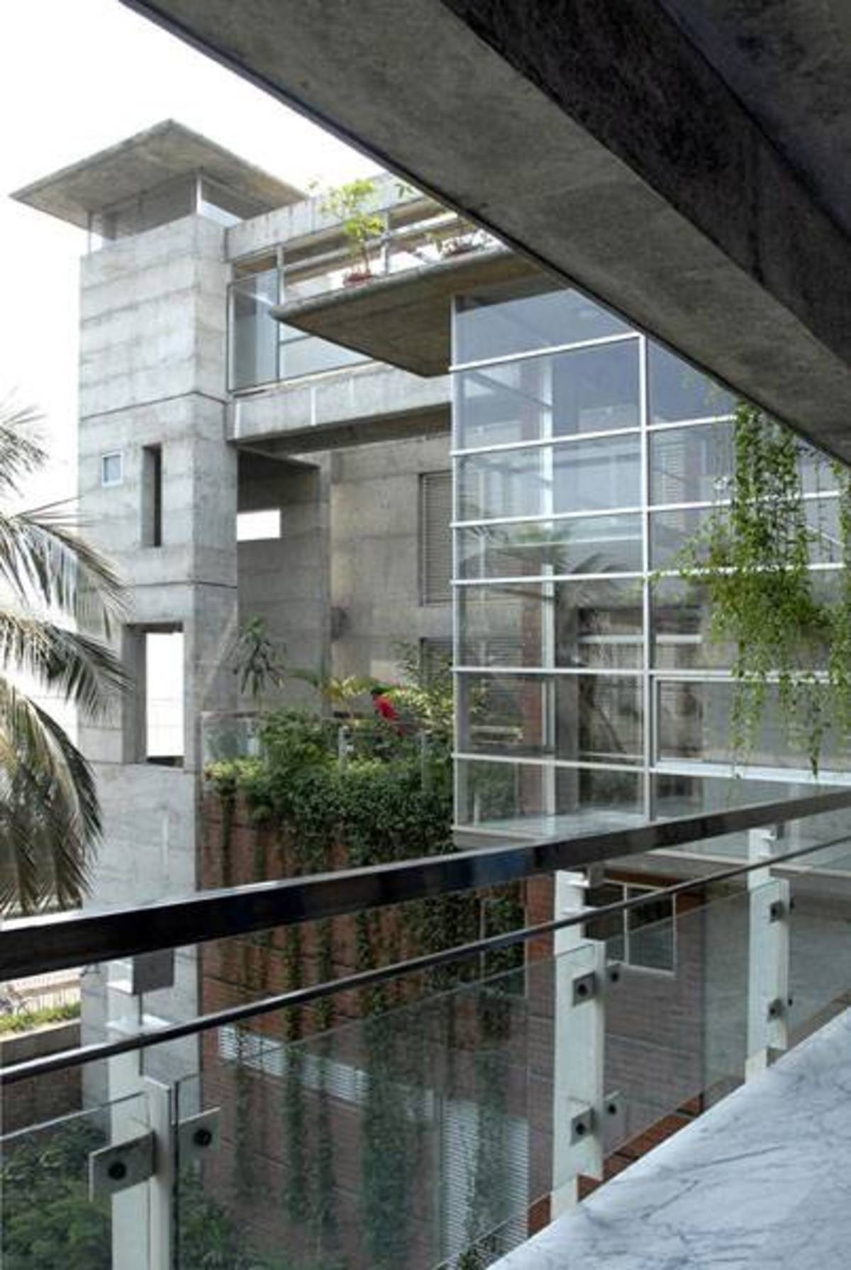Shatotto: Meghna residence in Bangladesh