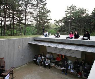 Byoungsoo Cho: Earth house in South Korea