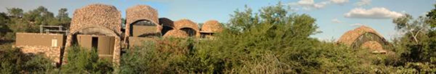 View of the Mapungubwe Interpretation Centre