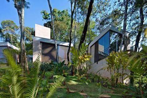 Architecture in nature