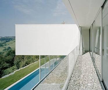C18 Architekten: Home and studio in Waldstetten