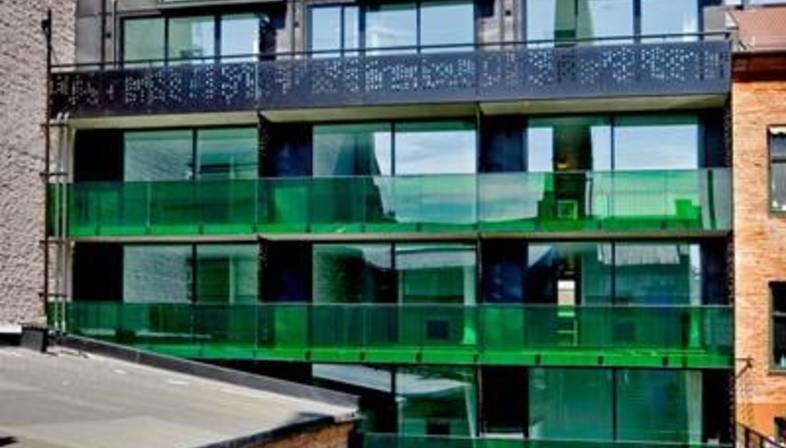 RRA architects: Grünerløkka apartment building, Oslo