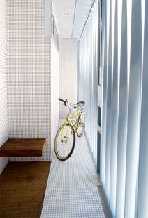 Christoff Finio: small home in New York