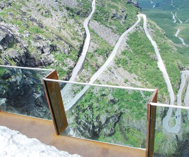 Tourism routes in Norway: Trollstigen