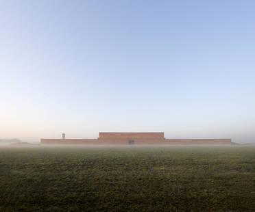 Zermani: cremation temple in Parma