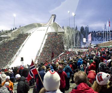 World Cup Nordic Oslo 2011: Ski Jump di JDS