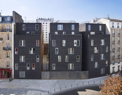 LAN: student residences in Paris