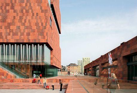 Neutelings Riedijk: Aan De Stroom Museum