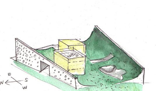 Steven Holl: Cité de l'Océan et du Surf