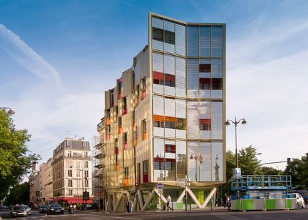 BP: duplex homes in Paris