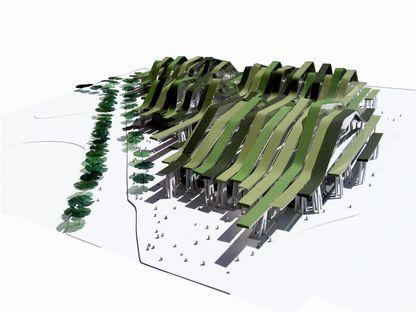 Mazzanti-Mesa: new stadium in Medellín