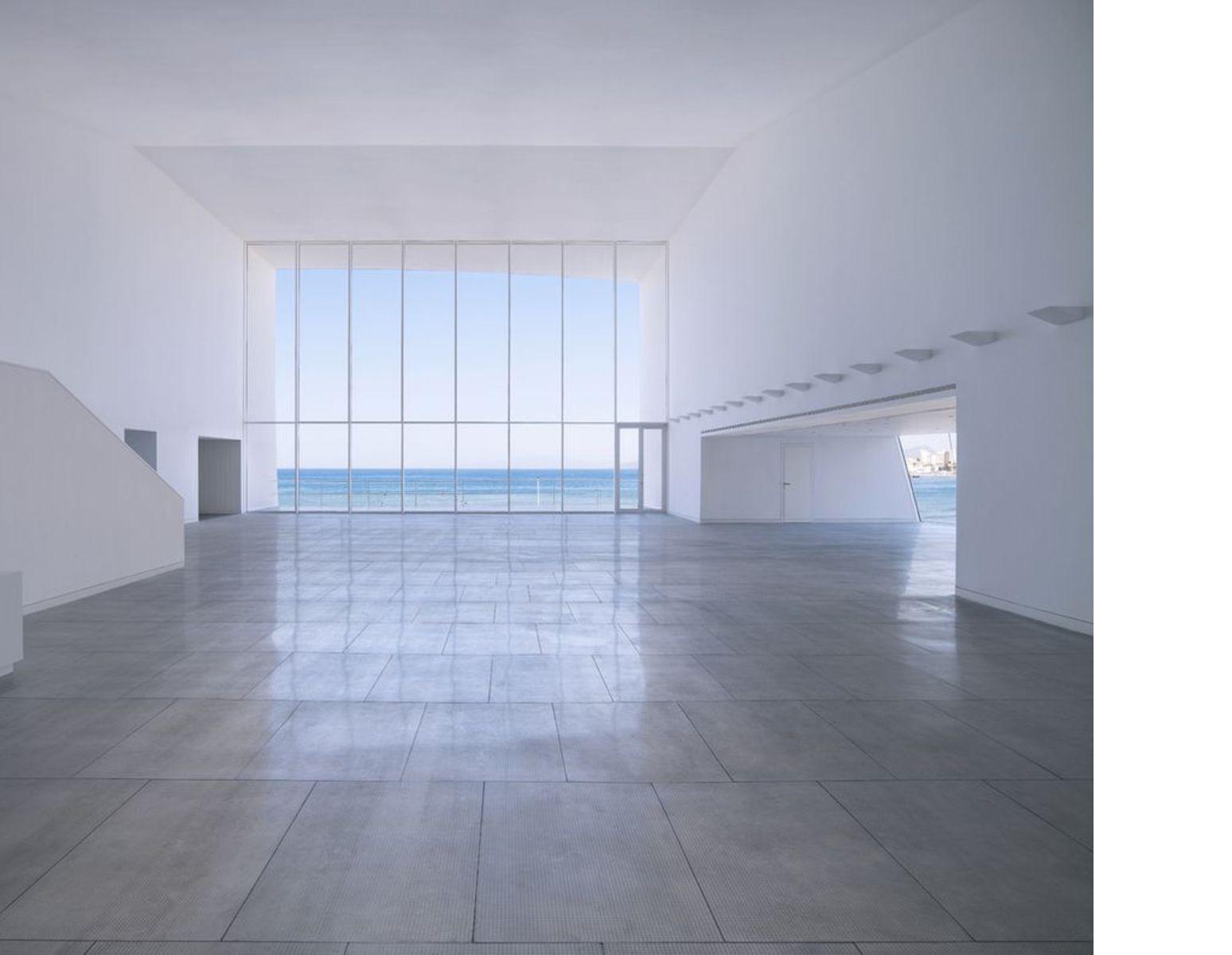 Barozzi Veiga: auditorium in Aguilas   Floornature