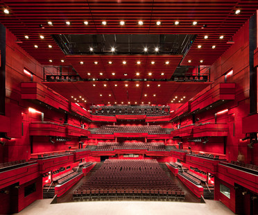 Larsen and Eliasson: concert hall in Reykjavik
