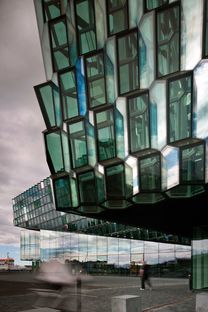 Larsen and Eliasson: concert hall in Reykjavik