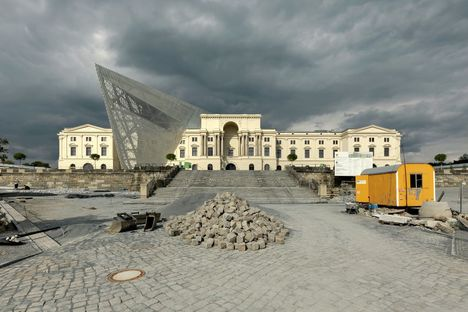 Libeskind: Dresden Museum of Military History