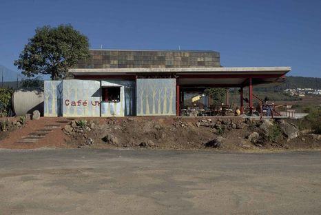 Cano Briceño: Café and Estudio 5 for artists