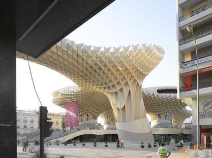 J. Mayer H.: Metropol Parasol in Seville