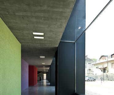 Gri e Zucchi: Music Centre in Cervignano