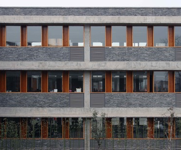 TAO: new elementary school in Xiaoquan