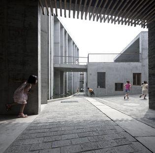TAO: new elementary school in Xiaoquan