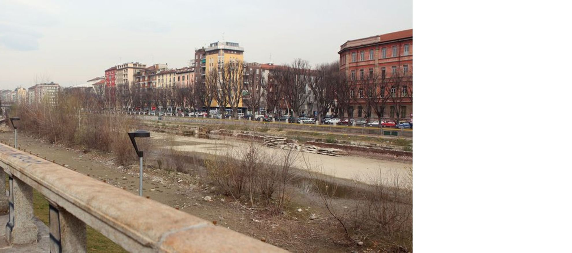 Milan and its Expo: revitalisation of the Darsena area