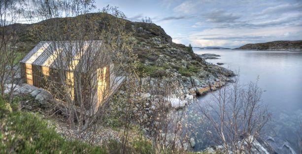 TYIN: boathouse facility in Norway