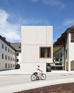 Fügenschuh: New school in Rattenberg