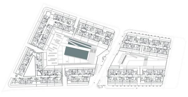 Arolat: housing complex in Istanbul