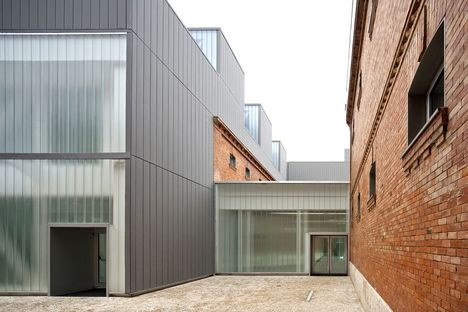 Exit: a prison becomes a cultural centre in Palencia