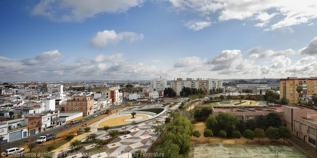 Costa-Fierros: Music Park in Seville