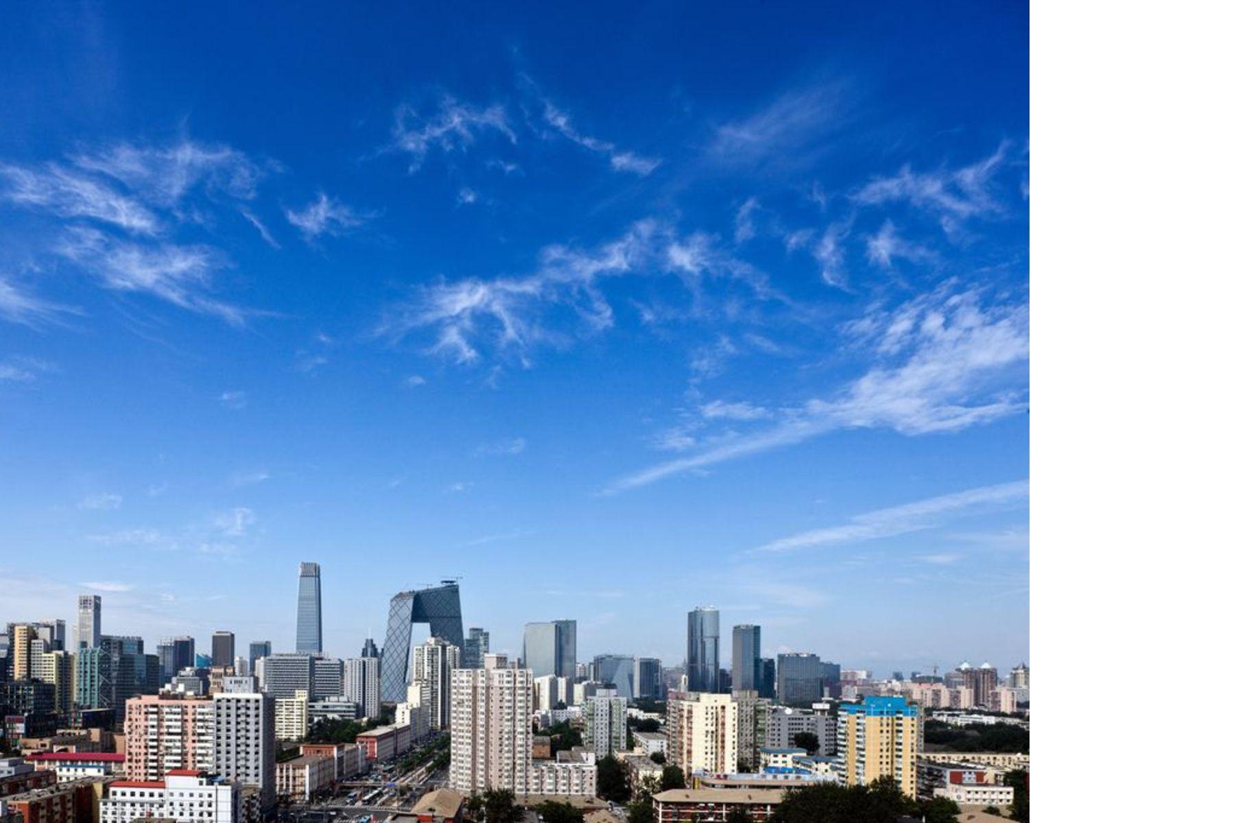 OMA/Rem Koolhaas: CCTV building in Beijing