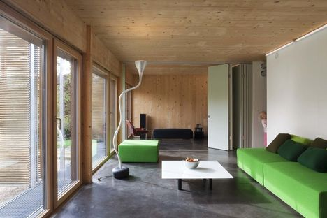 Karawitz: passive home in France