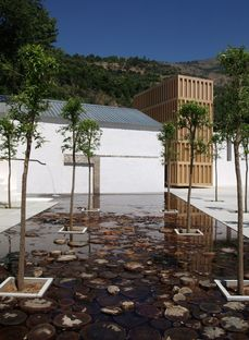 J. D. Santos: Water museum in Lanjarón