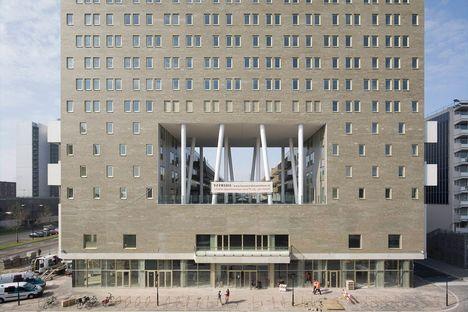 NL: Kamaleon complex in Amsterdam