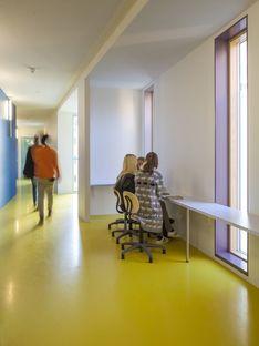 C. F. Møller: Sølvgade School in Copenhagen