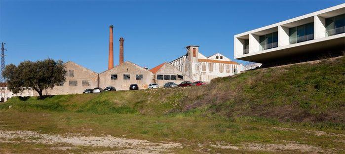Souto de Moura: school in Portalegre