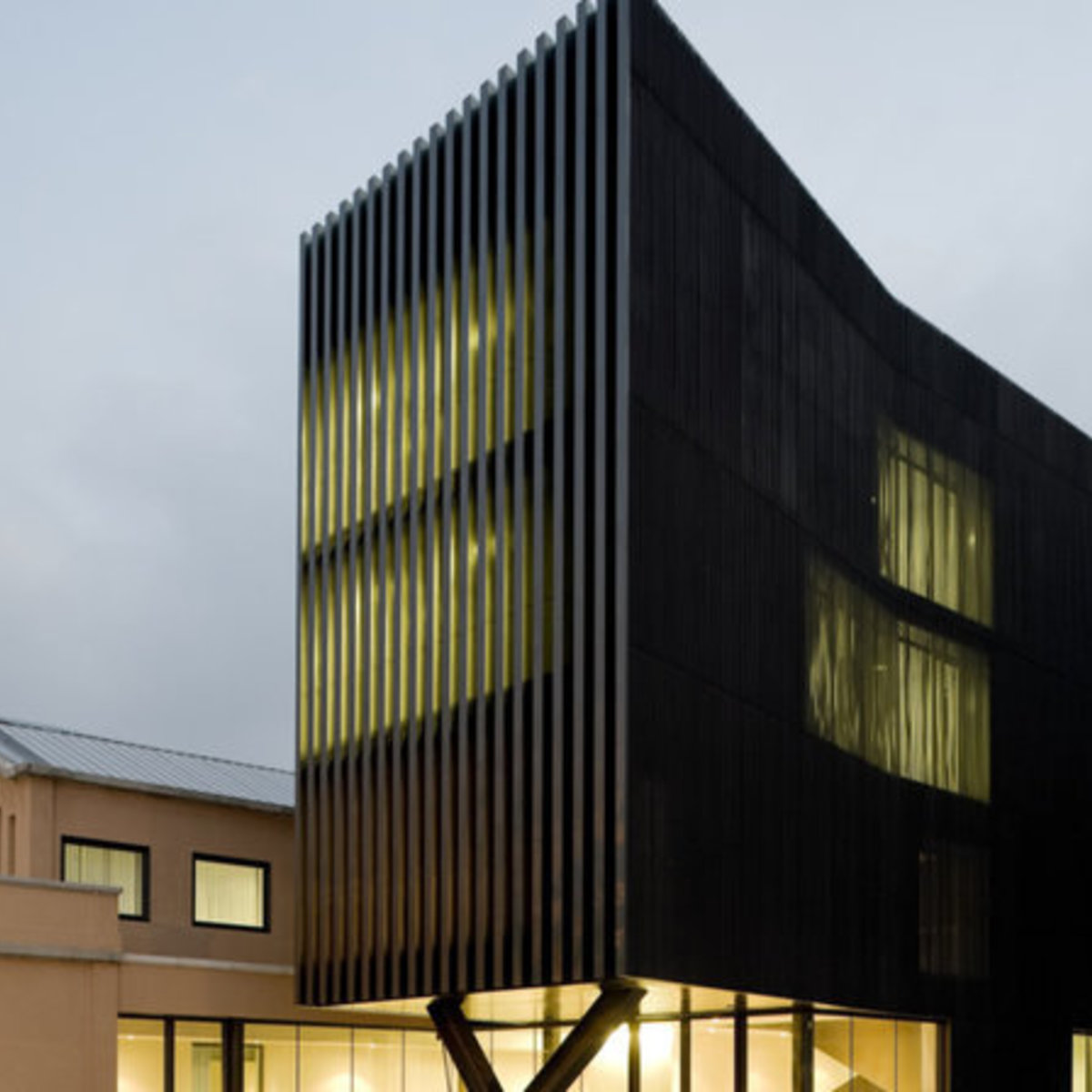 Camps-Felip: Ferreries Cultural Centre in Tortosa
