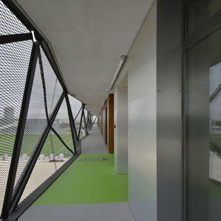 OFIS architects: Basket apartments in Paris