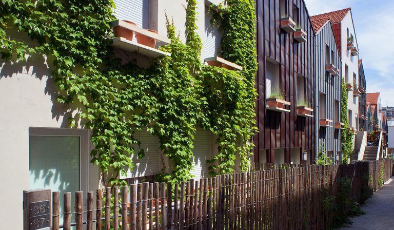 François: Residences and Eden Bio studio in Paris