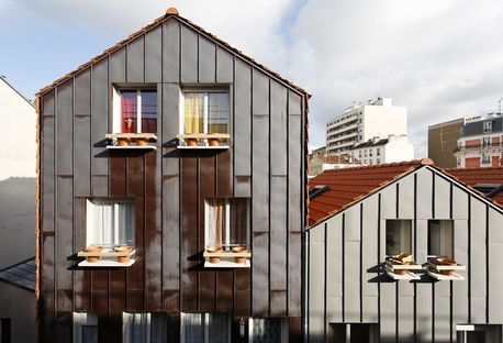 François: Residences and Eden Bio studio in Paris