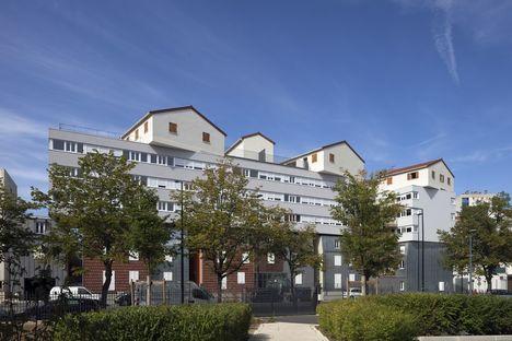 "François: ""Urban college"", social housing in France"