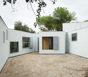 FRPO Rodriguez & Oriol: MO house in Madrid
